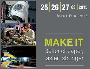 RoboJob prepares for the MTMS Tradeshow in Brussels