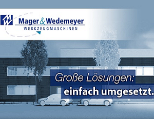 RoboJob on the agenda for Tech Days at Mager und Wedemeyer