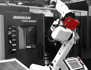 RoboJob emphasizes strong collaboration with Doosan