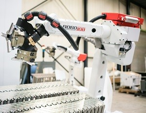 RoboJob exhibits at French industrial tradeshow