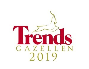 RoboJob is once again among the winners at Trends Gazelles