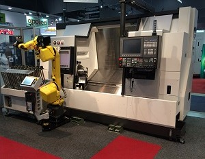 Okuma Australia attracts many visitors at Austech