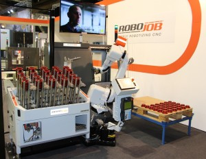 Germany grows into largest sales market for RoboJob