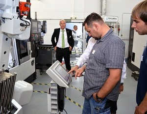 German machining companies ready for CNC automation