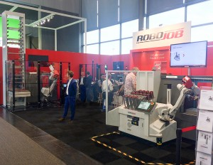 New RoboJob products draw visitors to Hannover